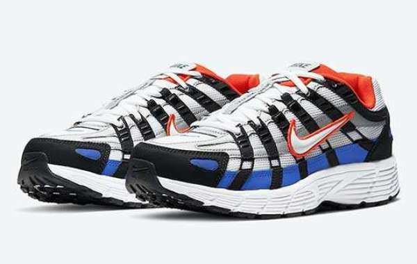 Nike P-6000 Team Orange And Racing Blue Will be Arrive Soon
