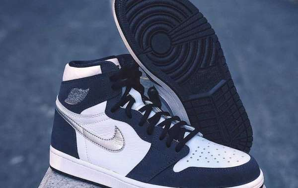 "DC1788-100 Air Jordan 1 High OG CO.JP ""Midnight Navy"" Sneakers to release on October 31, 2020"