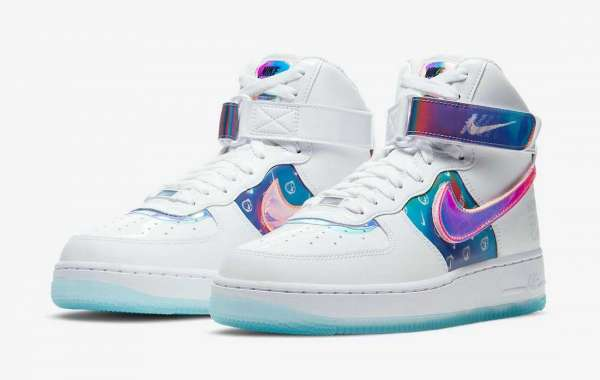"New Sale Nike Air Force 1 High ""Have A Good Game"" DC2111-191 Sneakers Online"