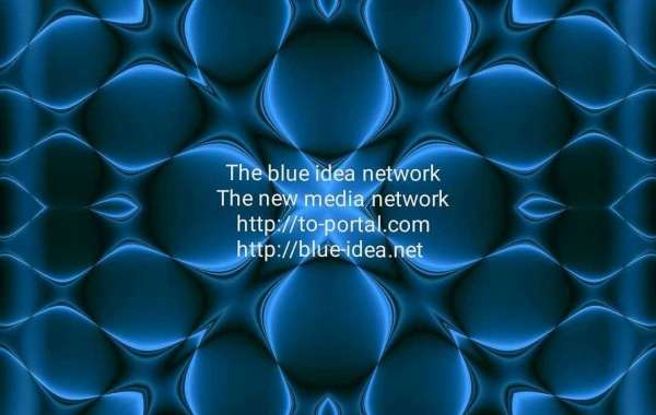 Blue idea network New wallpapers