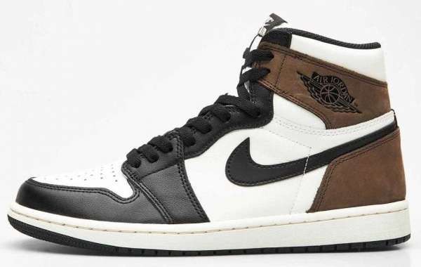 Hot Sell Air Jordan 1 Mocha to Arrive on December 19th, 2020