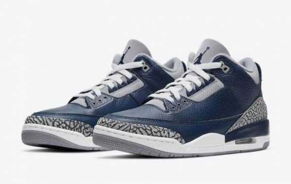 Air Jordan 3 Midnight Navy to Release on March 20, 2021