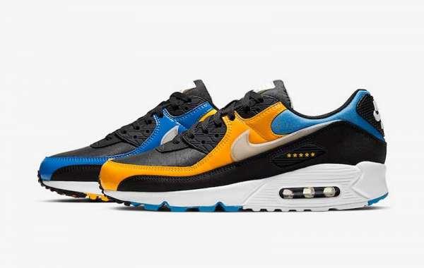 """Nike Air Max 90 """"Shanghai"""" City Pack CT9140-001 2021 Cheap For Sale"""