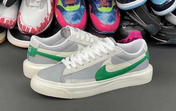 """Hot Sale sacai x Nike Blazer Low """"Magma Orange"""" DD1877-100"""