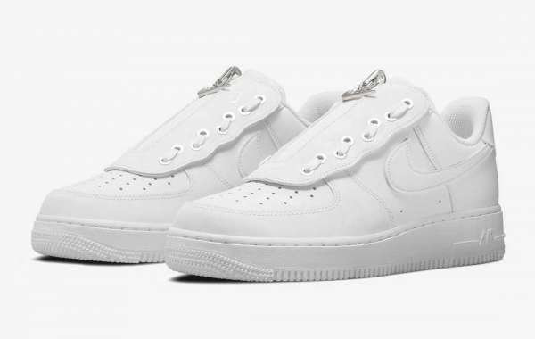 """Brand New Nike Air Force 1 Low """"Shroud"""" Hot Sale DC8875-100"""